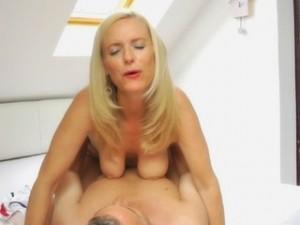 sex video mit dirtytina - Creampie Fick